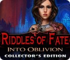 Riddles of Fate: Into Oblivion Collector's Edition spel