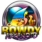 Rowdy Arkanoid spel