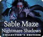 Sable Maze: Nightmare Shadows Collector's Edition spel