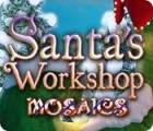 Santa's Workshop Mosaics spel