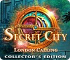 Secret City: London Calling Collector's Edition spel