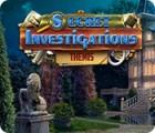Secret Investigations: Themis spel