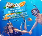 Solitaire Beach Season: A Vacation Time spel