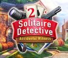 Solitaire Detective 2: Accidental Witness spel