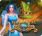 Solitaire: Elemental Wizards spel