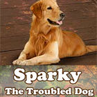 Sparky The Troubled Dog spel