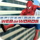 Spiderman 2 Web Of Words spel