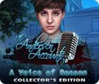 The Andersen Accounts: A Voice of Reason Collector's Edition spel