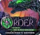 The Secret Order: Return to the Buried Kingdom Collector's Edition spel