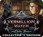 Vermillion Watch: Order Zero Collector's Edition spel