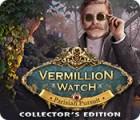 Vermillion Watch: Parisian Pursuit Collector's Edition spel