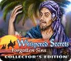 Whispered Secrets: Forgotten Sins Collector's Edition spel