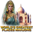World's Greatest Places Mahjong spel
