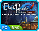 Dark Parables: The Exiled Prince Collector's Edition favoriet spel