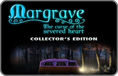 Margrave: The Curse of the Severed Heart Collector's Edition premium spel