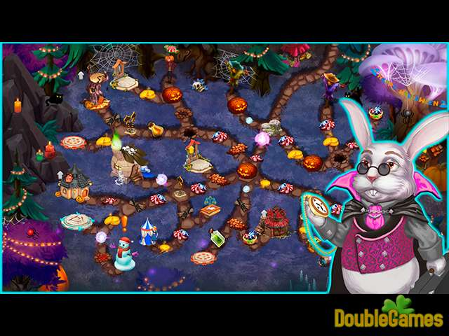 Free Download Alice's Wonderland 4: Festive Craze Collector's Edition Screenshot 2