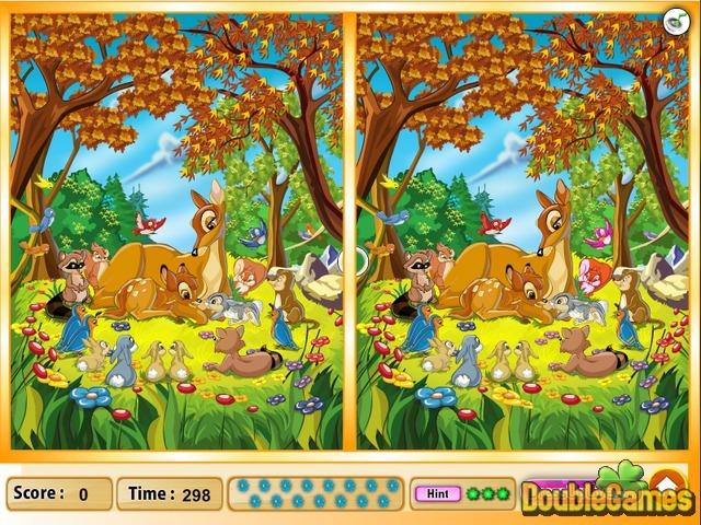 Free Download Bambi: Forest Adventure Screenshot 3