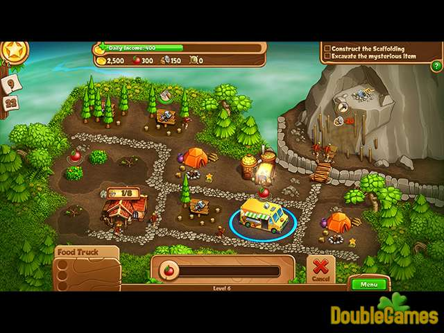 Free Download Campgrounds V Collector's Edition Screenshot 1