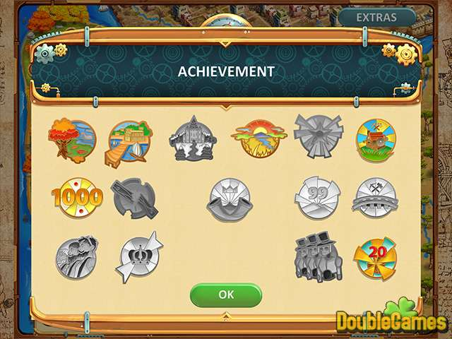 Gratis downloaden Crown Of The Empire: Around the World Collector's Edition screenshot 2