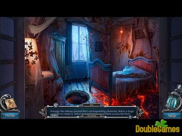 Free Download Halloween Stories: Defying Death Collector's Edition Screenshot 1