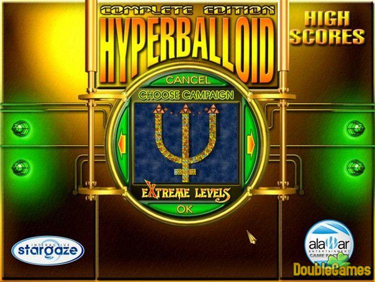 Gratis downloaden Hyperballoid Complete screenshot 3