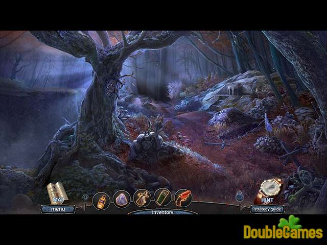 Gratis downloaden Paranormal Files: The Hook Man's Legend Collector's Edition screenshot 1