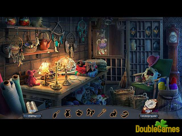 Gratis downloaden Paranormal Files: The Hook Man's Legend Collector's Edition screenshot 2