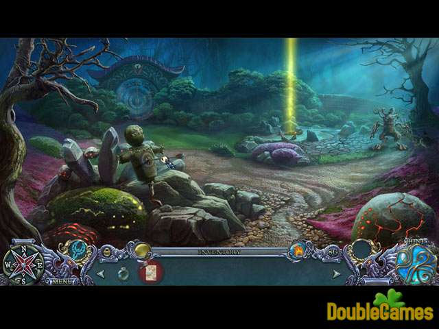 Gratis downloaden Spirits of Mystery: Illusions Collector's Edition screenshot 1