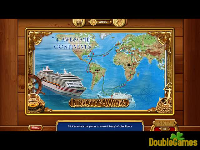 Free Download Vacation Adventures: Cruise Director 7 Collector's Edition Screenshot 2