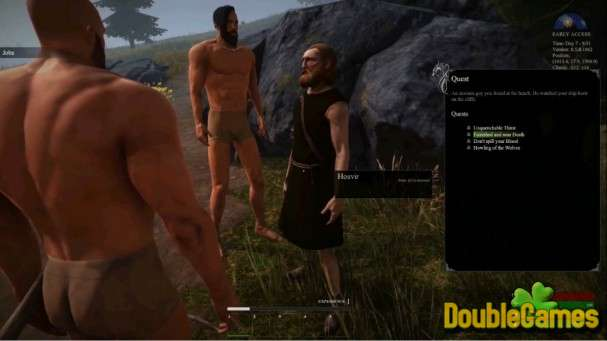Free Download Valnir Rok Survival RPG Screenshot 2