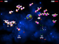 Gratis downloaden Chicken Invaders screenshot 2